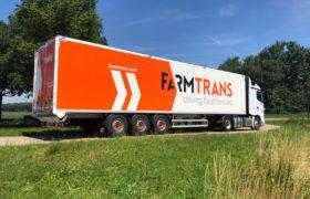 Vrachtwagenbestickering